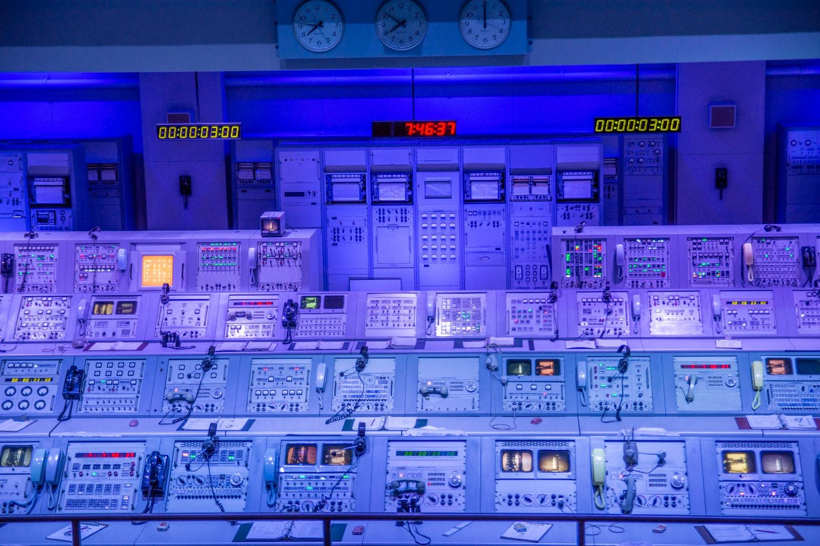 Kontrola misji Atlantis