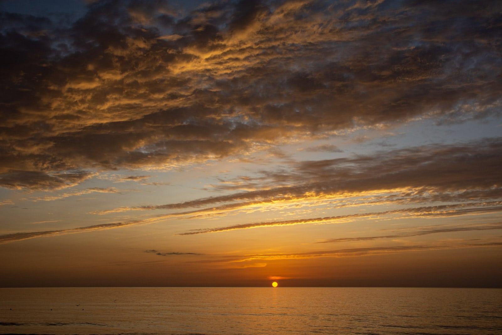 Floryda, wschód słońca