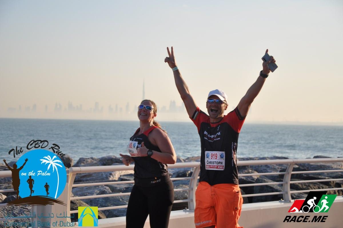 Dubai Halfmarathon