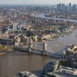 Londyn bez drona