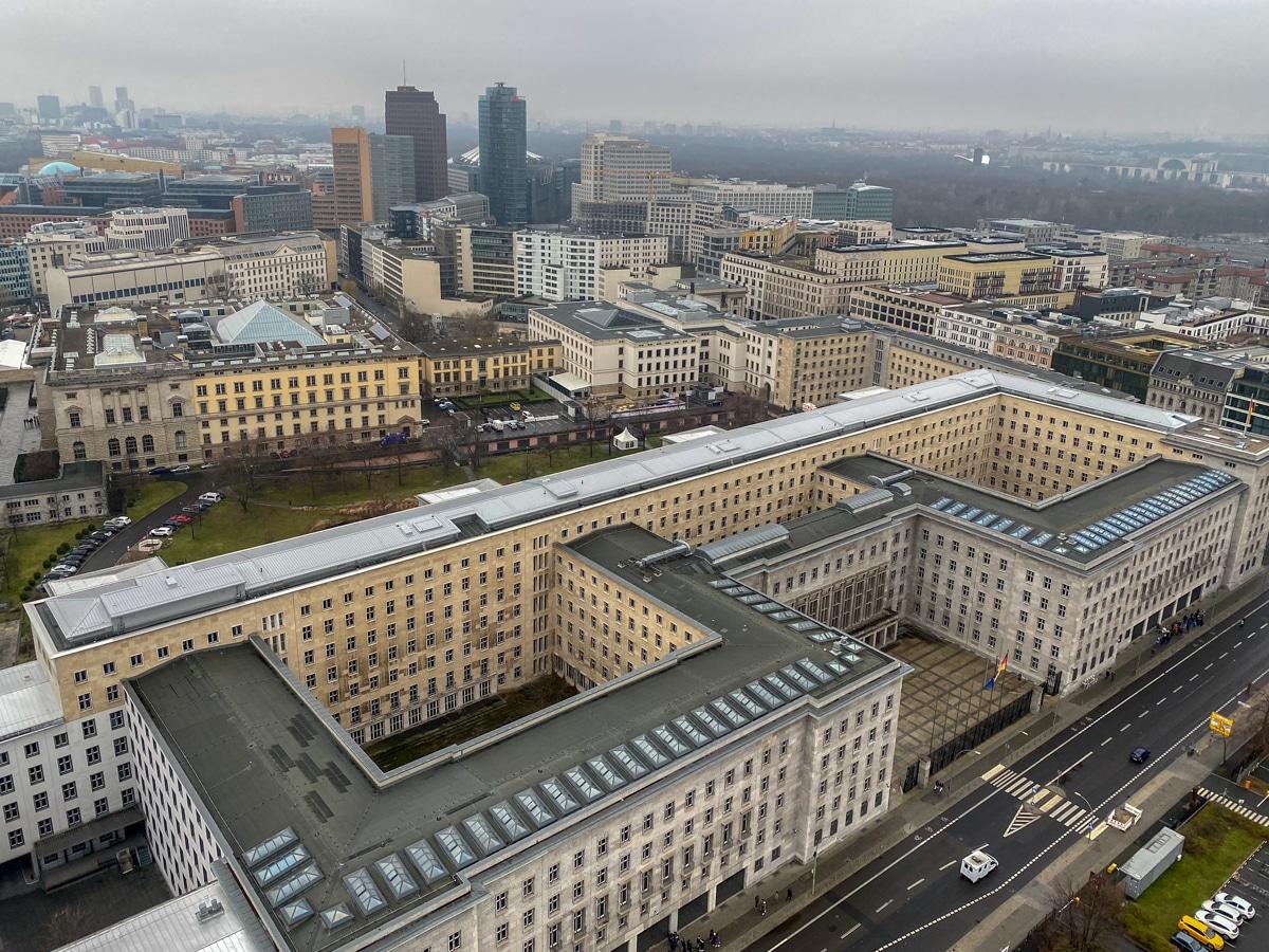 Ministerstwo Finansów w Berlinie