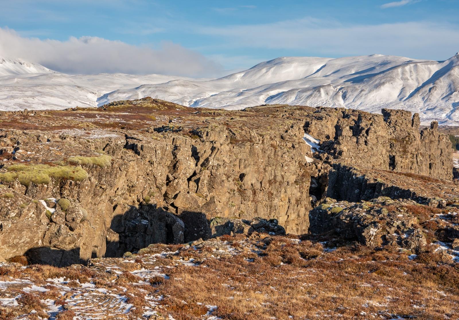 Park Narodowy Þingvellir