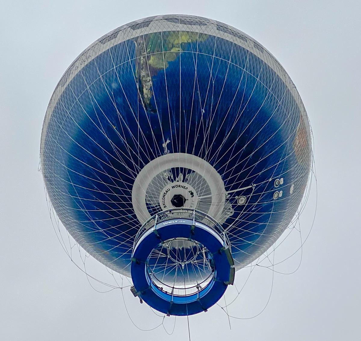 Balon die Welt