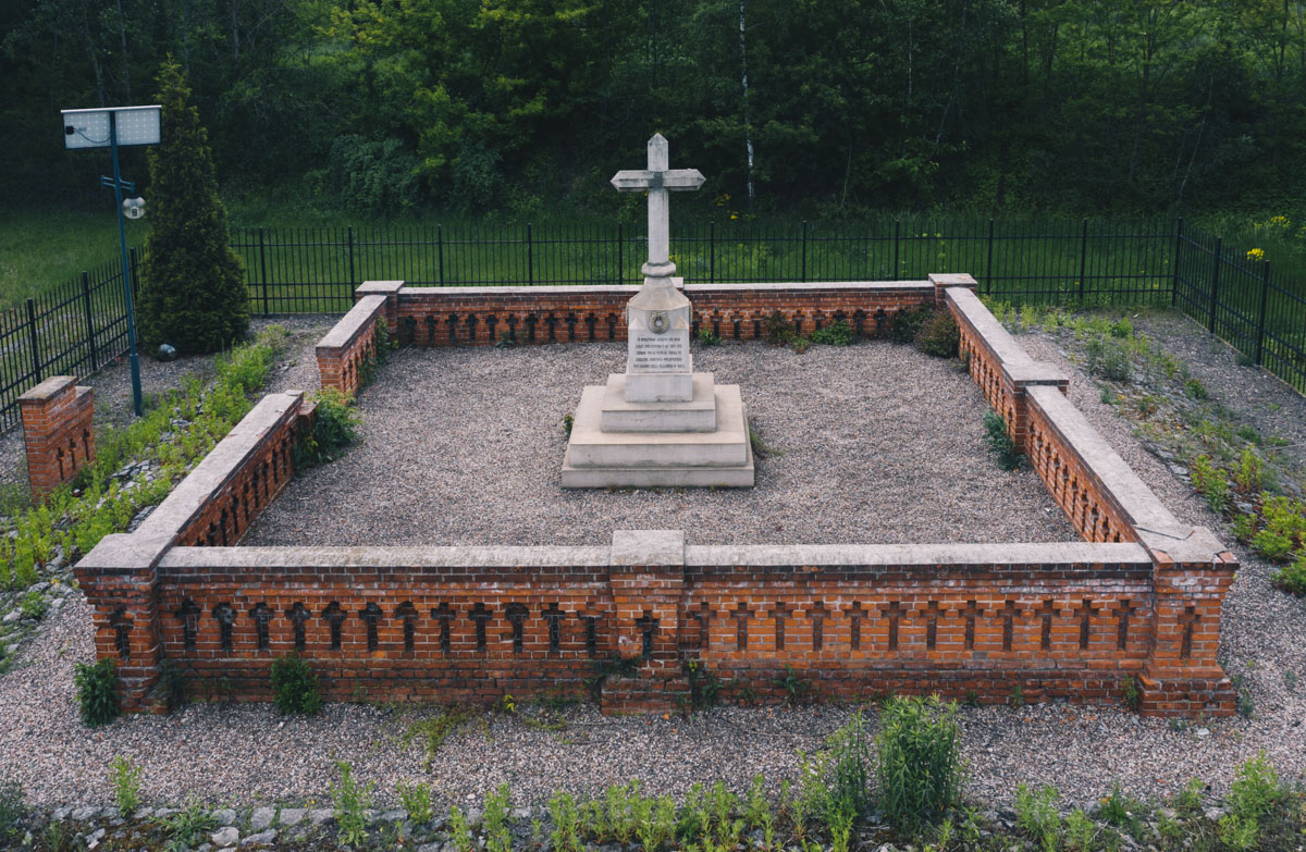 Cmentarz choleryczny w Warszawie