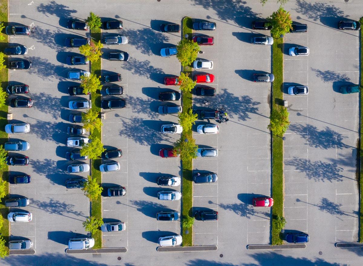 Parking w Lillehammer
