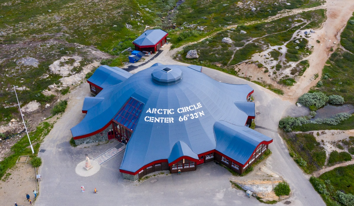 Arctic Cirlce Center