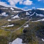 Sognefjellsvegen – górska droga nr 55