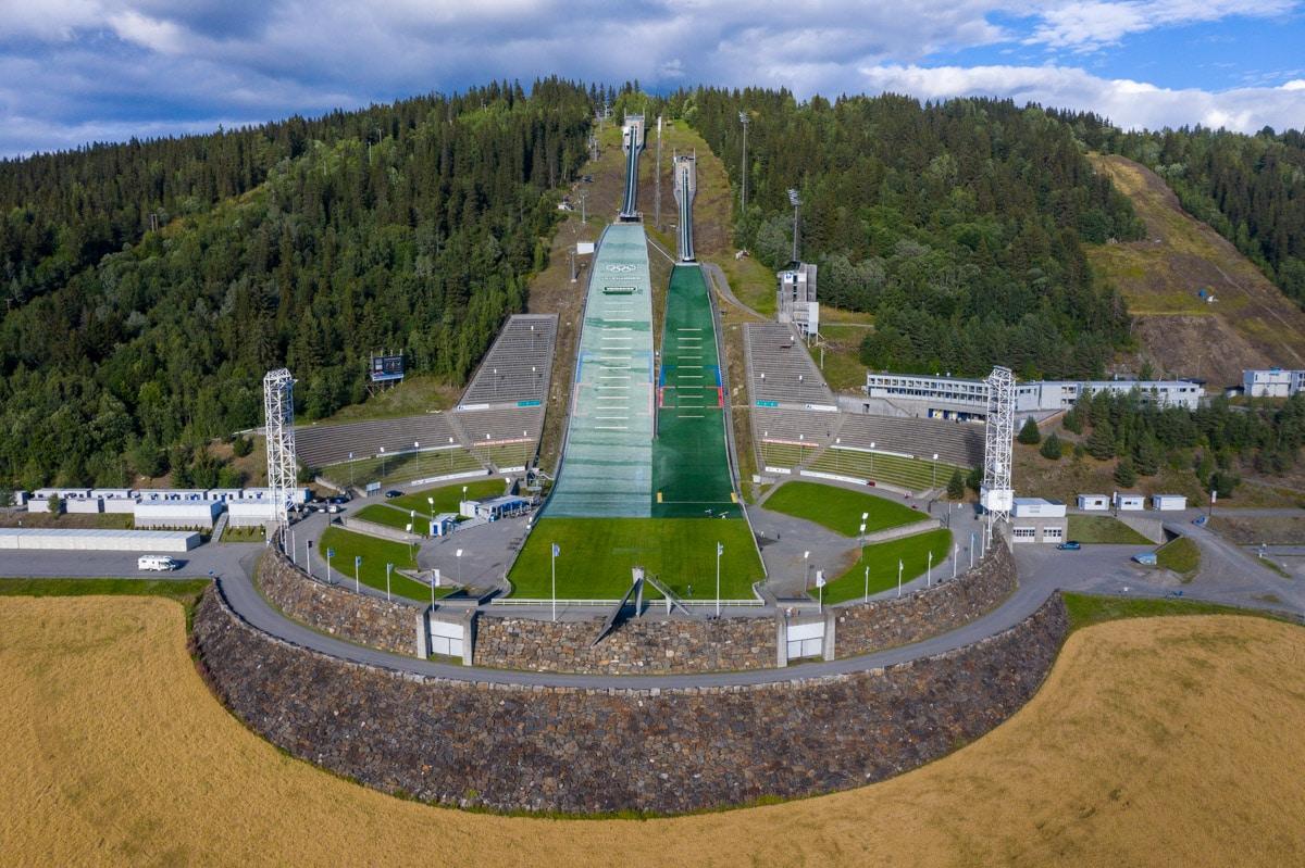 Skocznia narciarska Lysgårdsbakken