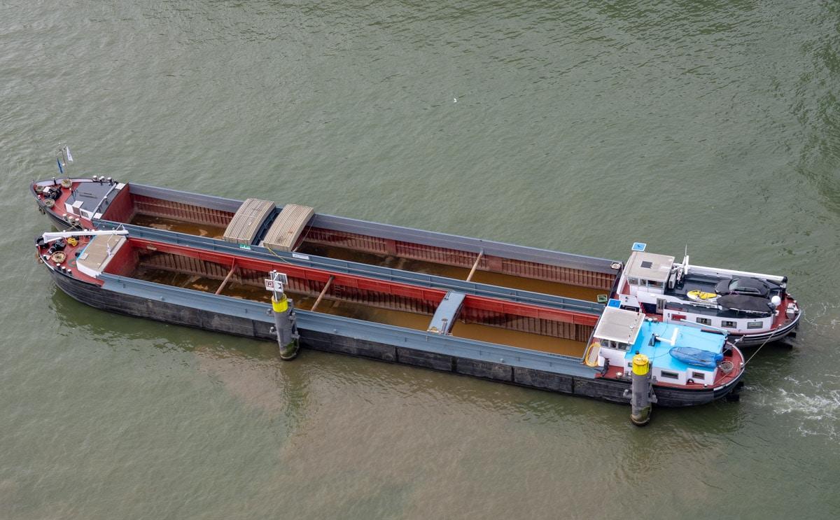Kanały Rotterdamu