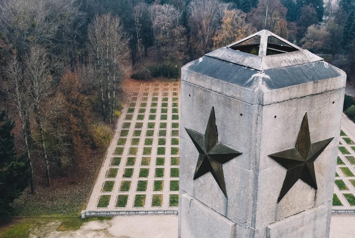 Cmentarz Żołnierzy Radzieckich w Warszawie