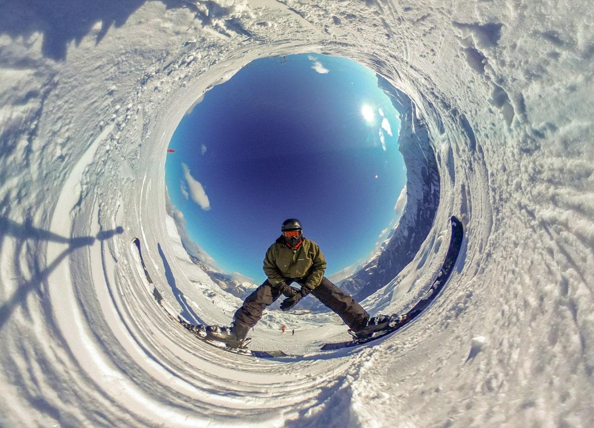 Tschappina ski