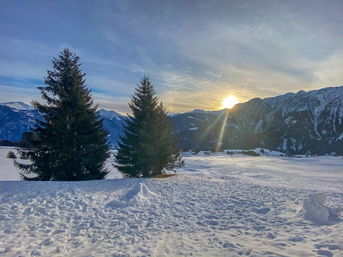 Tschappina, Szwajcaria
