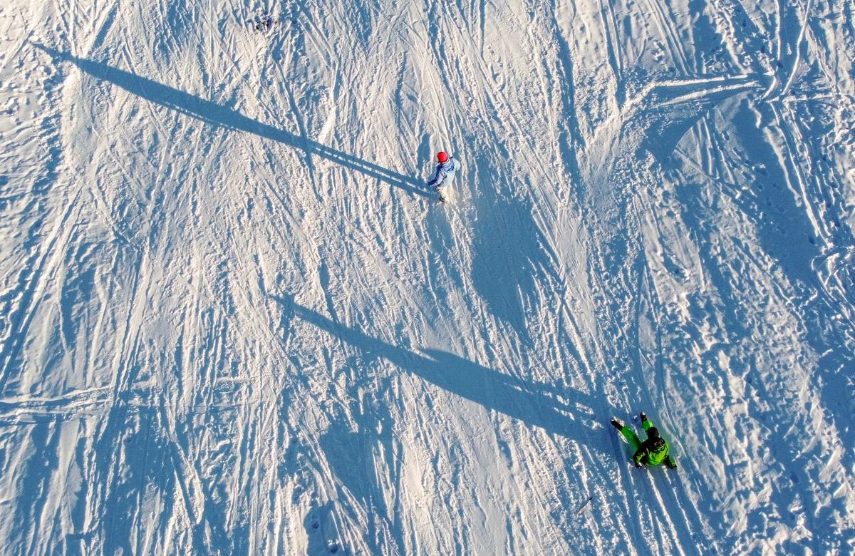 Zima w Szwajcarii