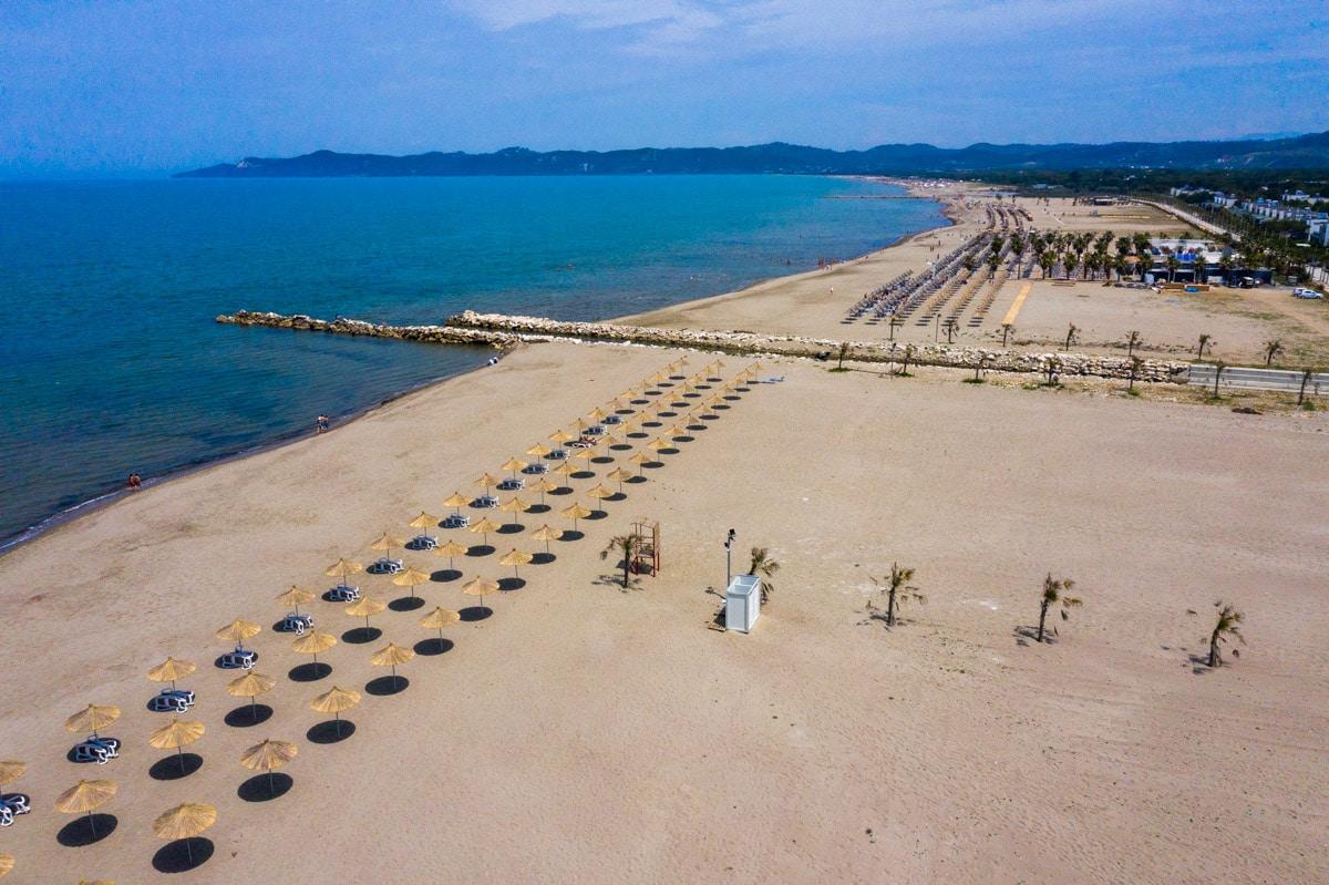 Plaże Hamallaj