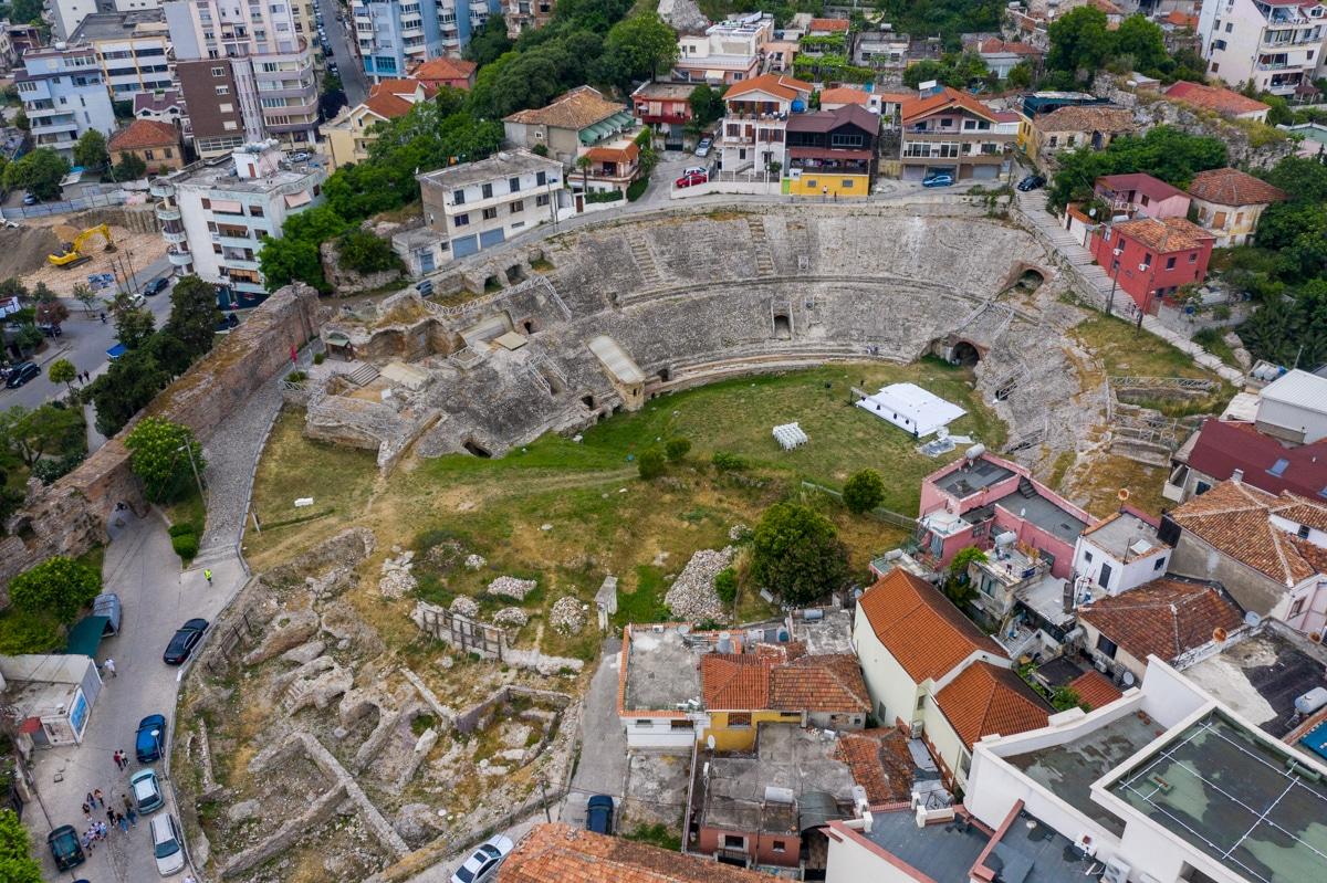 Amfiteatr w Durrës