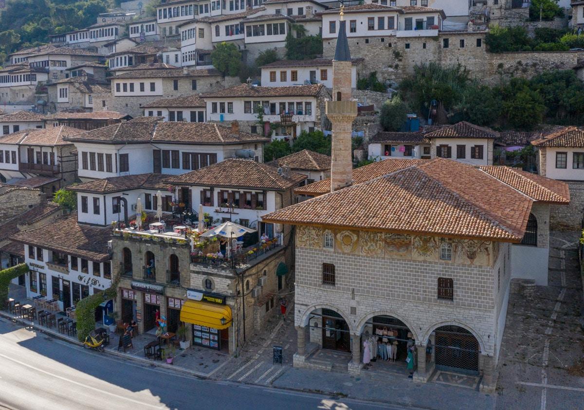 Miasto Berat