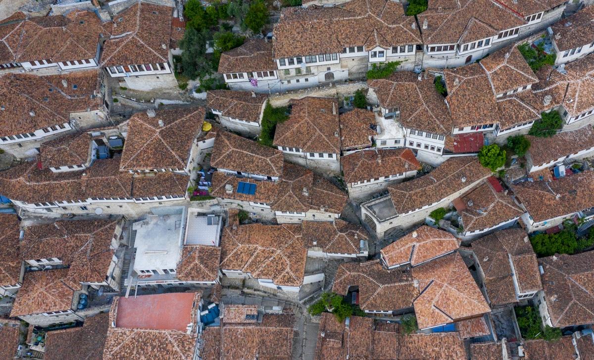 Dachy w Beracie