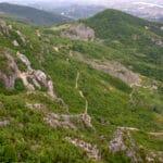 Park Narodowy Dajti w Albanii