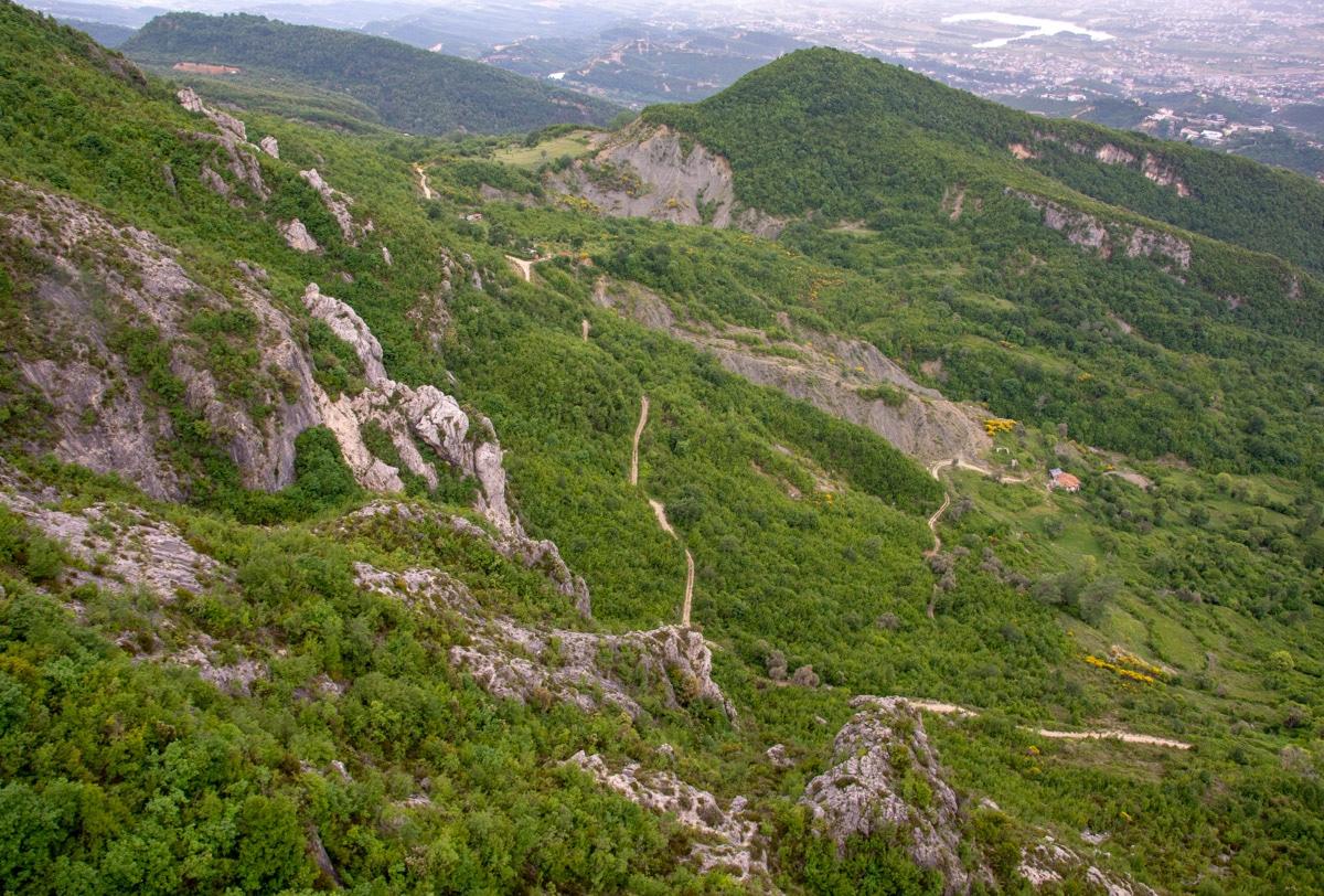 Park Narodowy Dajti