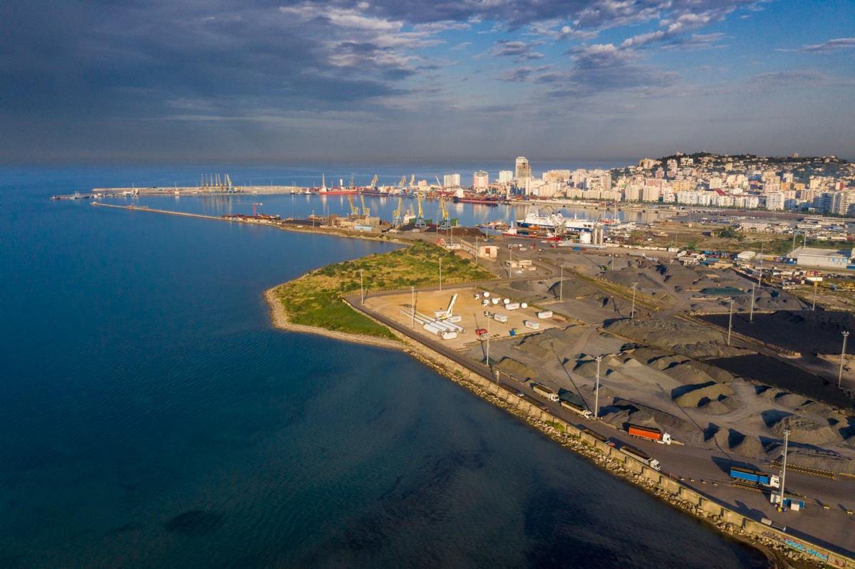 Port w Durrës