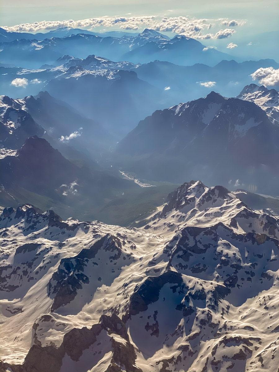 Góry w Albanii