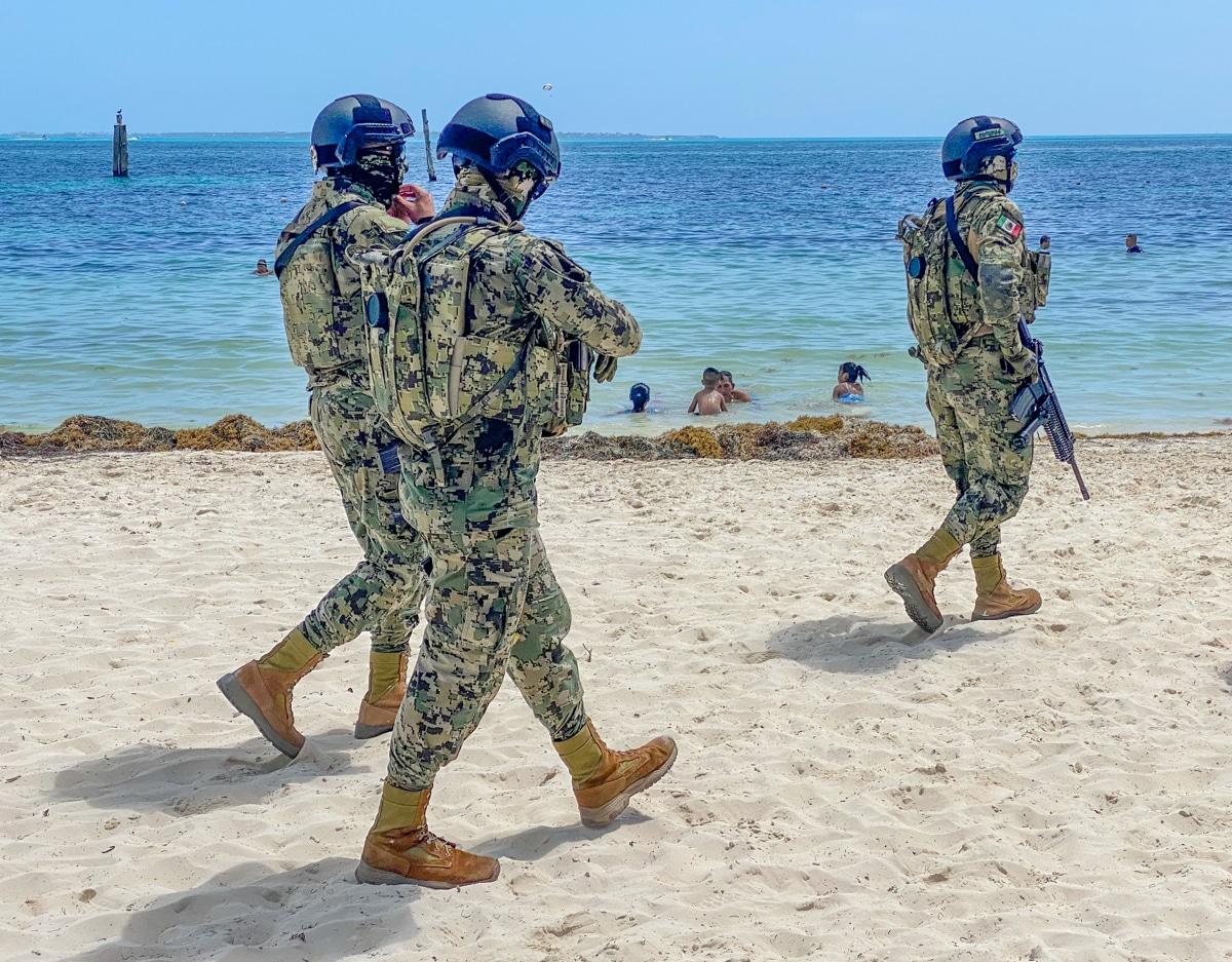 Plaże w Cancun