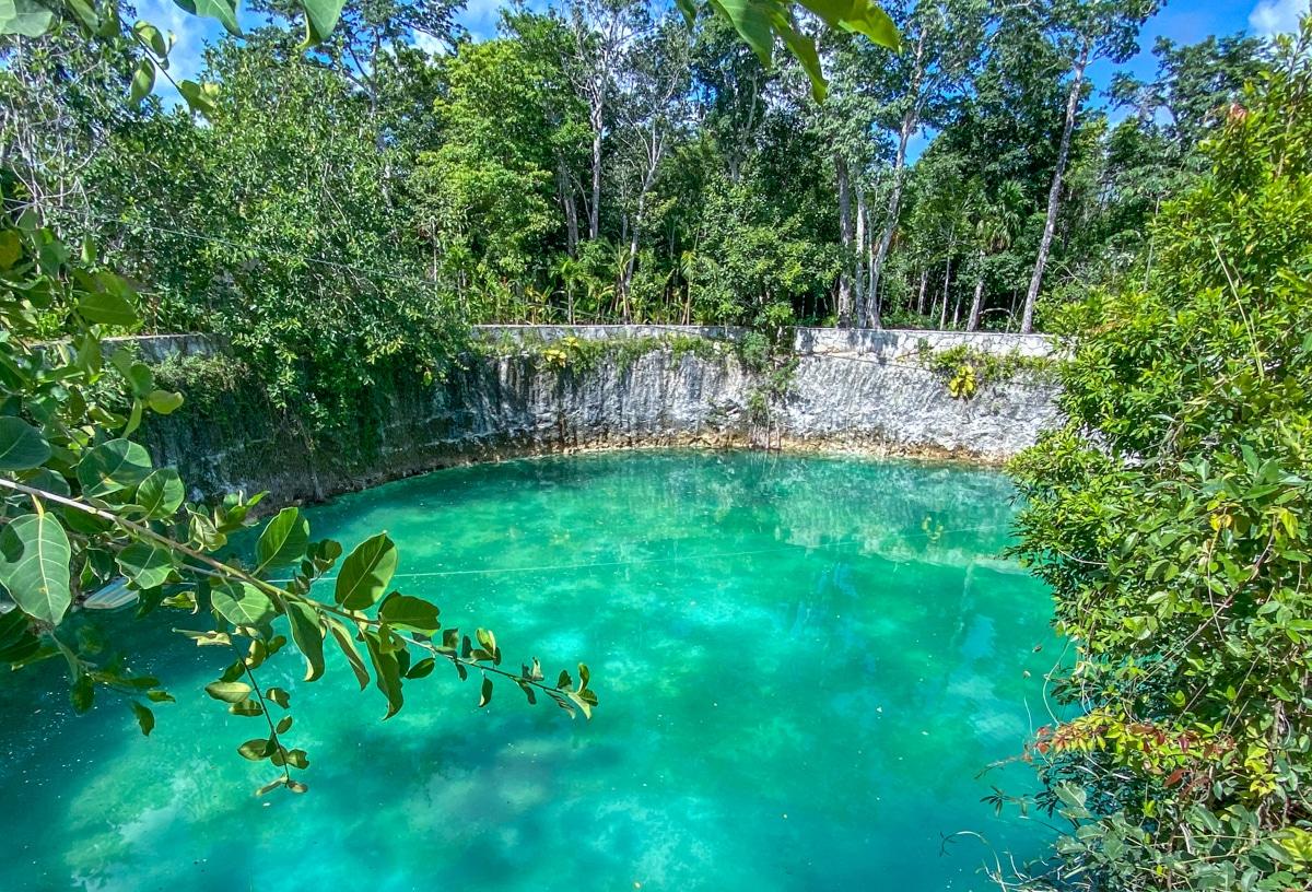 Cenote Sol y Luna