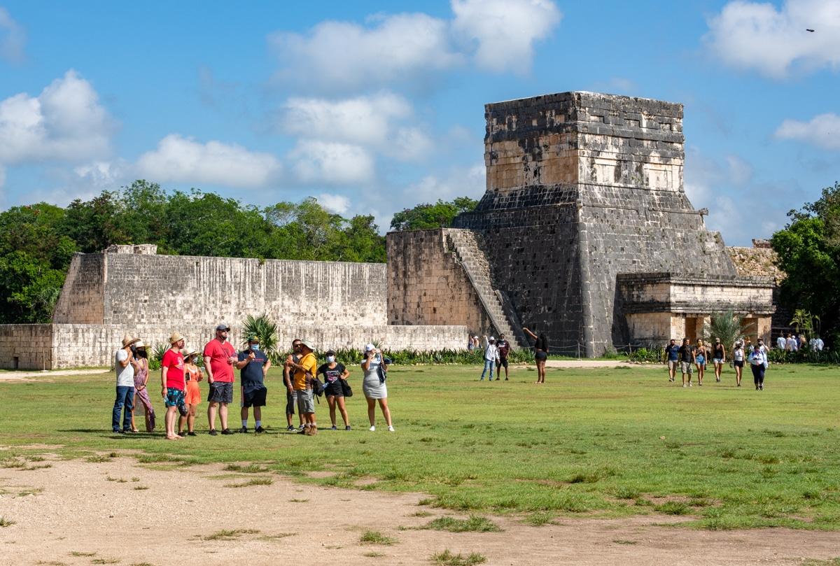 Świątynia Jaguara - Chichén Itzá