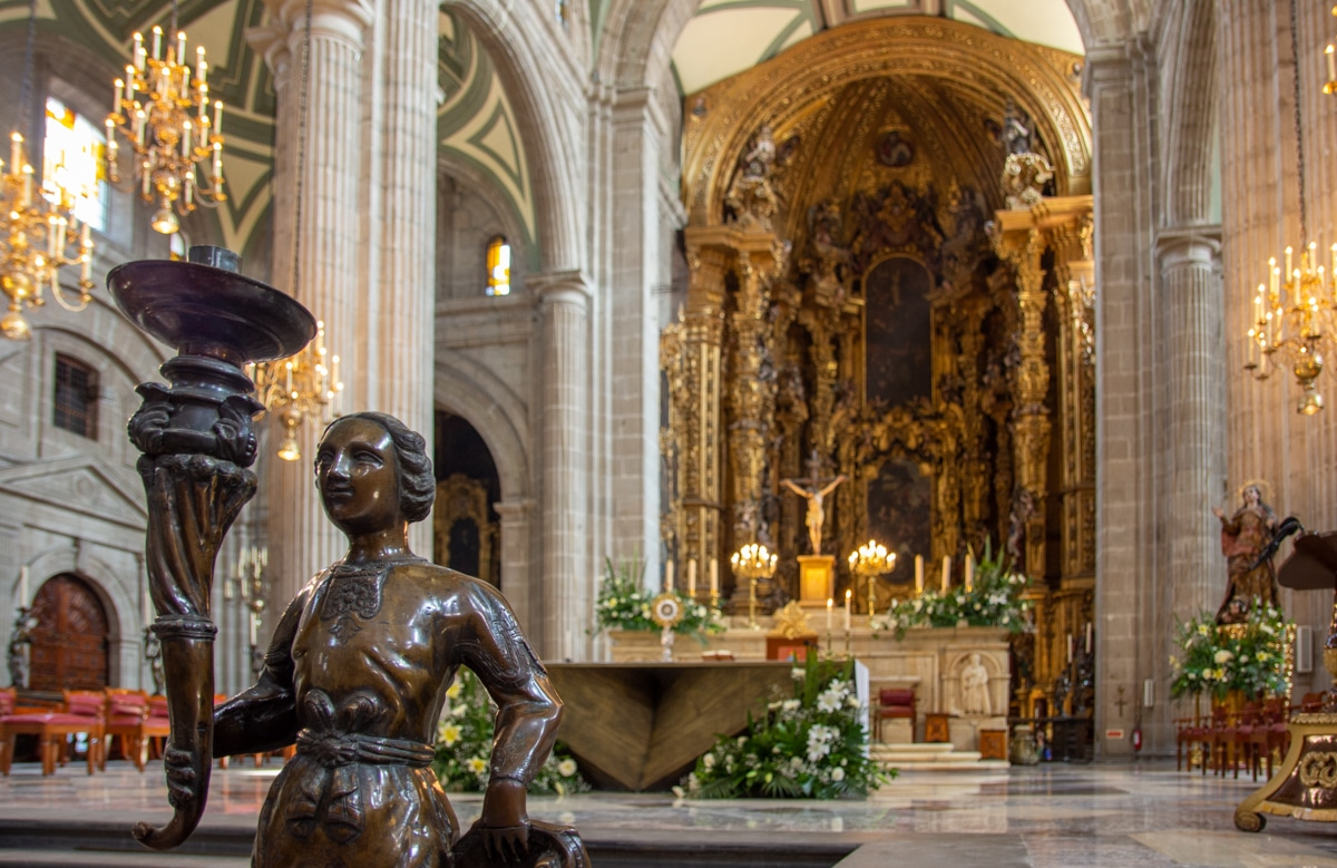 Katedra w Meksyku
