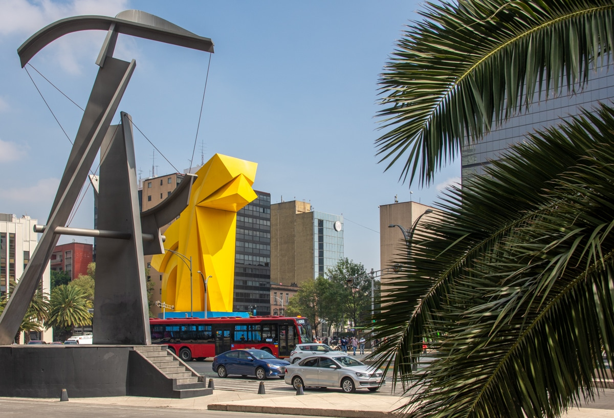 Ulice Mexico City