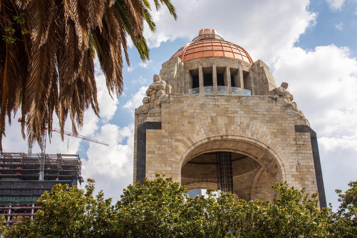 Pomnik Rewolucji w Meksyku