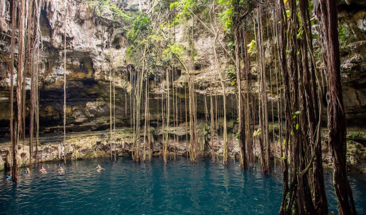 Hacienda Cenote Oxmán