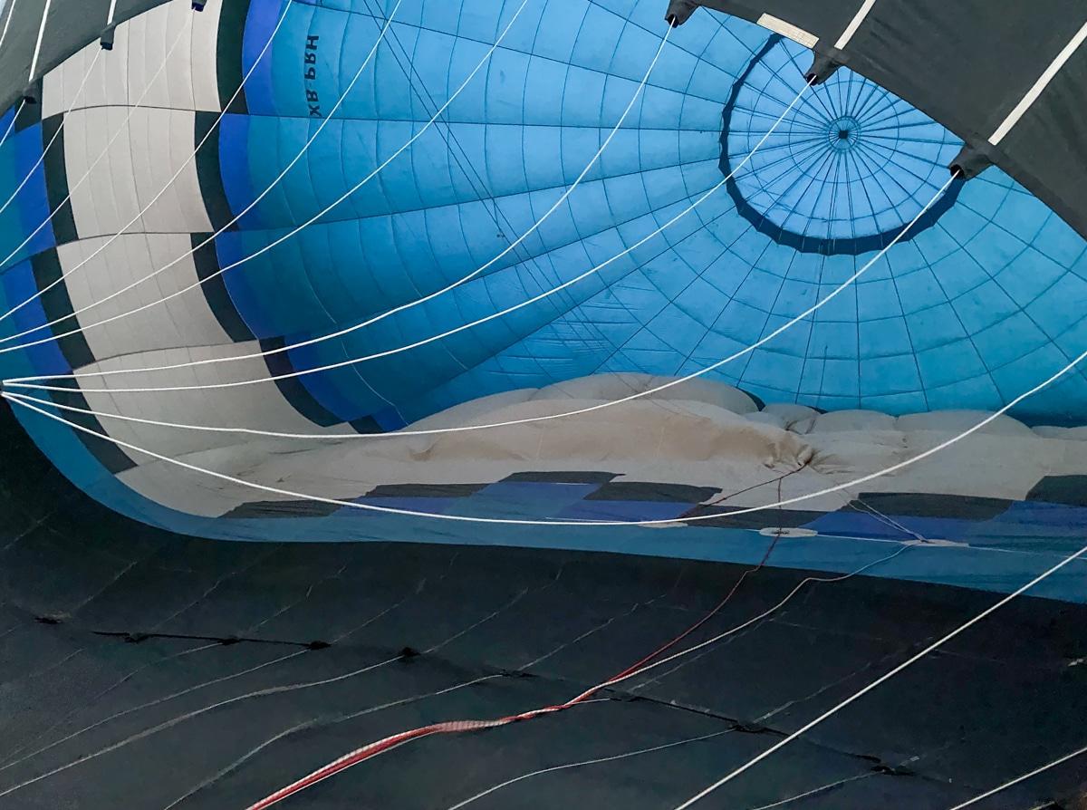 Nadmuchiwanie balonu