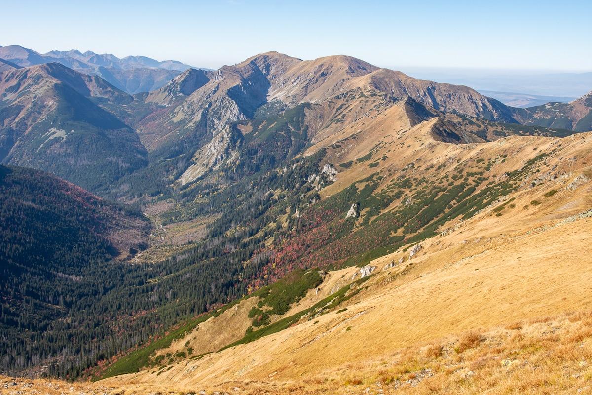 Cicha Dolina w Tatrach