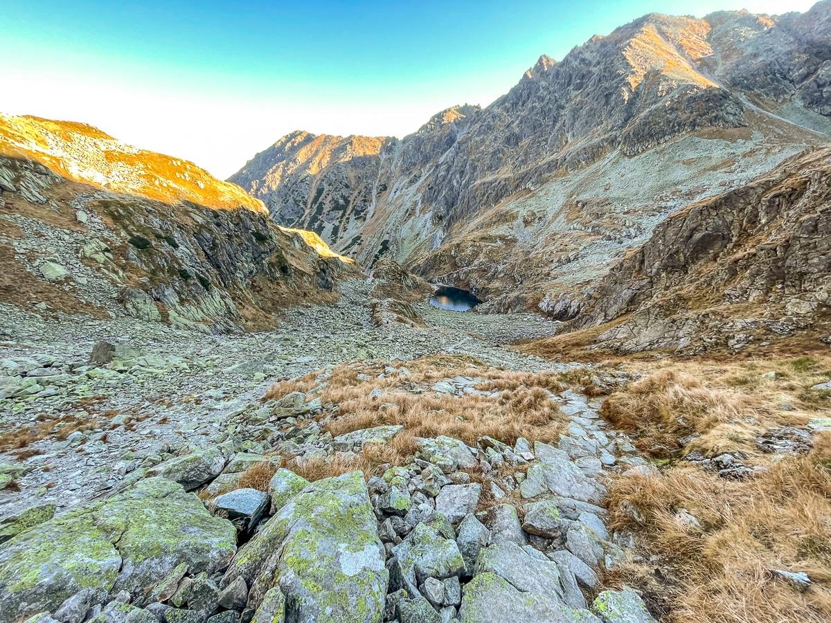 Zmarzły Staw w Tatrach